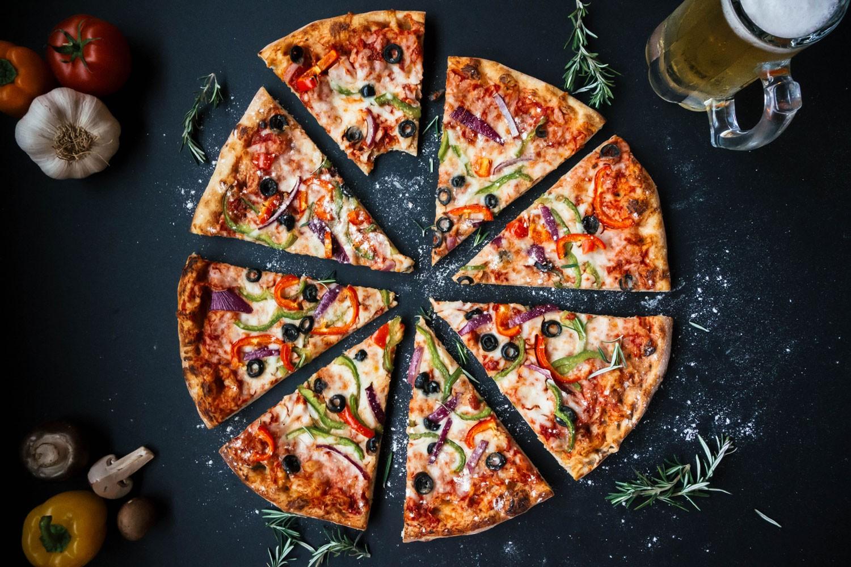 Ricetta Pizza X 4 Persone.Impasto Pizza Per 4 Persone Stuffer