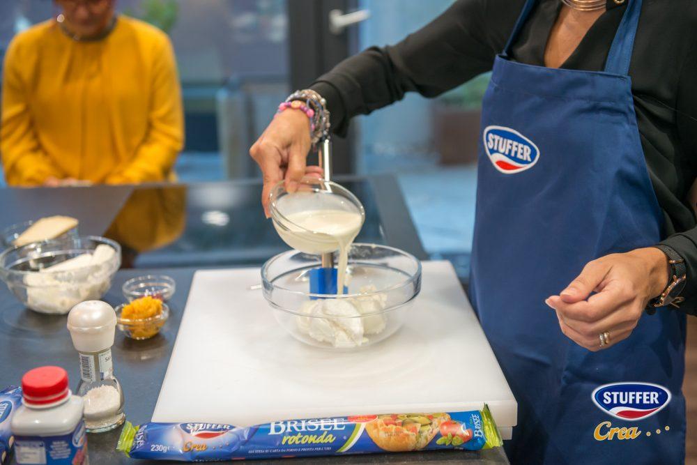 ricetta Misya salato step 4