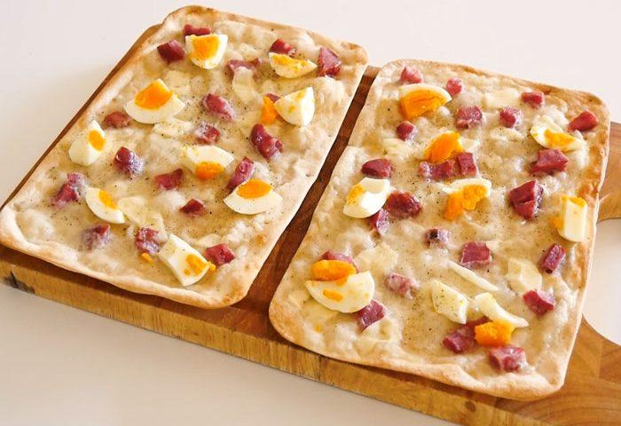 Casatiello Sfoglie di pizza Misya